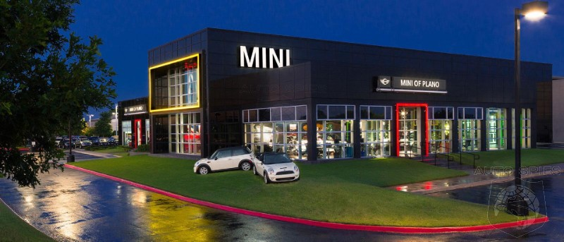 Mini May Be Allowed To Shack Up Inside BMW Dealerships To Survive